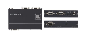 Kramer VP-123 1:3 RGBHV Computer Graphics Video Distribution Amplifier Kramer Electronics