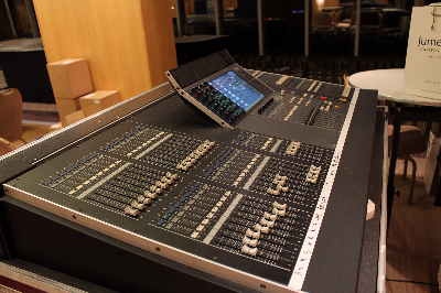 Hirehop uk mixers to hire or rent from local companies for Yamaha m7cl dante
